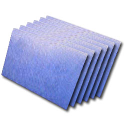 Chatsworth Products Replacement Cube-iT Fan Filters (Package of 6)