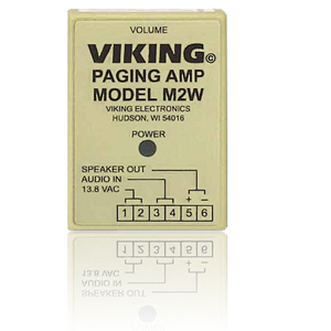 Viking Paging Power Amplifier