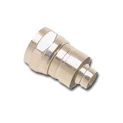 Allen Tel Male CATV Connector for 1/8