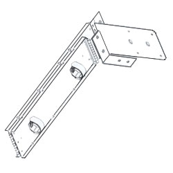 Chatsworth Products Cable Management Arm for 11415 Series