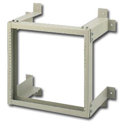 Southwest Data Products Wall Mounted Equipment Rack 16
