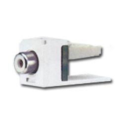 Panduit® Mini-Com RCA 110 Style Punchdown Module - White Insert