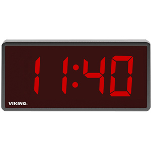 Viking CL Series Wireless Digital Clock