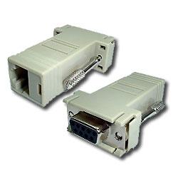Toshiba Connector-Modular (Female) to DB9 (9-pin)