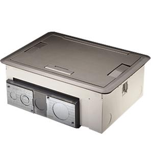 Legrand - Wiremold Evolution Series Floor Box 10 Gang Floor Box