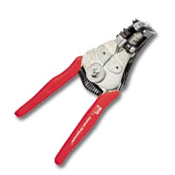 Ideal Custom Stripmaster Wire Stripper, #16 to #26 AWG with Grit Pad