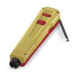 Fluke Networks D914 Punch Down Impact Tool with  66, 110, & Screwdriver Blade