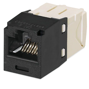 Panduit® Mini-Com TX6 PLUS Jack Module