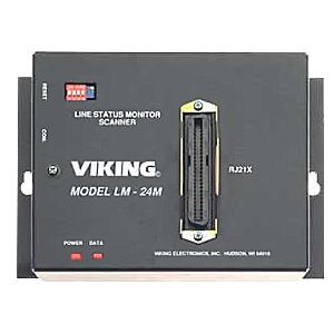 Viking 24-Line Status Monitor Scanner