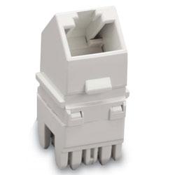 Allen Tel CAT 6 E-Z Angled Jack Module