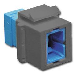 ICC Fiber Optic SC Modular Adapter