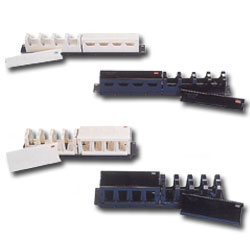 Siemon 19 Inch S110/S210 Cable Managers