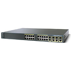 Cisco Catalyst 2960 Series Switch with LAN Base Software