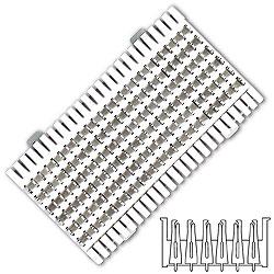 Siemon M Series S66 Blocks, 75 Pair Capacity
