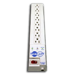 Tripp Lite 8-Outlet Home Computer Surge Protector