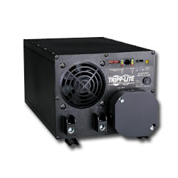 Tripp Lite 2000 Watt Powerverter Inverter/charger with Auto Line-to-Battery Switchover