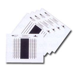 Siemon Laser Printable Labels for 16-Port MAX Panel