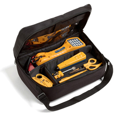 Fluke Networks Electrical Contractor Telecom Kit I (with TS30)