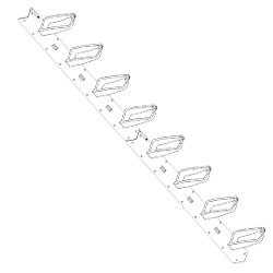 Chatsworth Products Vertical Cable Manager