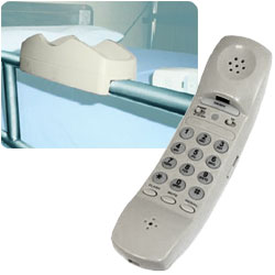 ITT Cortelco Health Care Phone with HDS Jack
