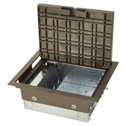 Legrand - Wiremold AC8104 Series Raised Floor Box