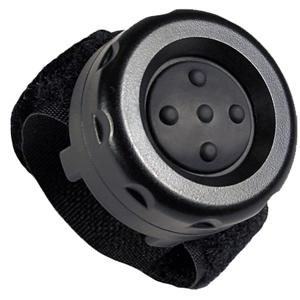 Pryme Bluetooth Mini Wireless PTT Switch for Zello