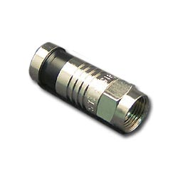 ICC CATV F-Type Connector (Package of 100)