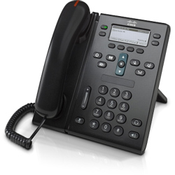 Cisco Unified Gigabit Ethernet Enhanced Business IP Phone