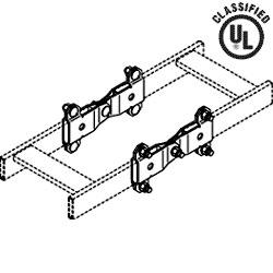 Chatsworth Products U.L. Classified Butt Swivel Splice Kit