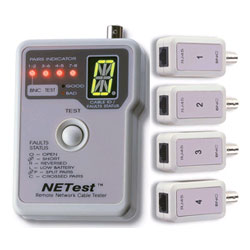 Hobbes USA NETest with 4 Remote Identifiers