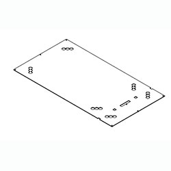 Chatsworth Products Floor Drilling Template
