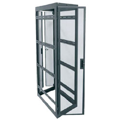 Middle Atlantic WMRK Series 42 Space Configured Server Rack with Side Panels - 42