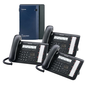 Panasonic KX-TDA50G Digital Phone Bundle