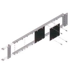 Middle Atlantic UCP Series Frame Kits