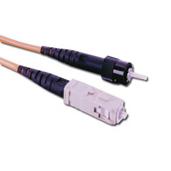 Corning  Field Installable, Anaerobic, Metal ST, Multimode (62.5um) Connector with Corning Logo - Single Pack