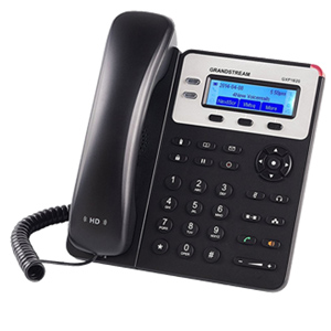 Grandstream Small Business HD 2-Line IP Phone w/ POE