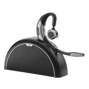 Jabra Motion UC MS Headset with Travel and Charge Kit Optimized for Microsoft Lync