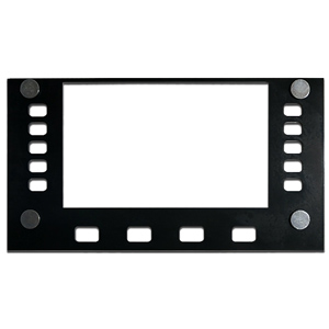 Cisco Compatible Clear LCD Cover (with Magnets)