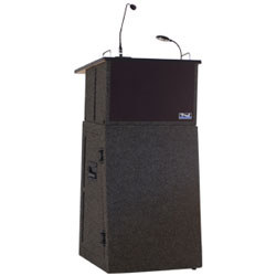 Anchor Audio Acclaim Portable Lectern Sound System Deluxe Package