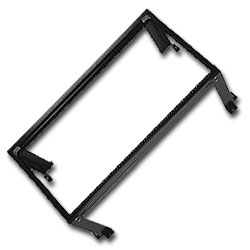 Chatsworth Products Fixed Wall-Mount Equipment Rack 19