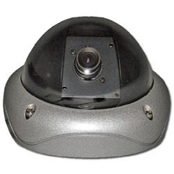 Channel Vision Small Outdoor Color Dome Camera