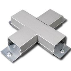 Legrand - Wiremold AL2400 4-Way Cross Fitting
