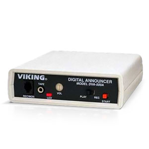 Viking Professional Digital Announcer