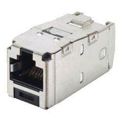 Panduit® Mini-Com TX6 PLUS Shielded Jack Module