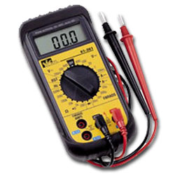 Ideal Test-Pro Multimeter with 3-Phase Motor Rotation