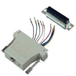 Allen Tel 10-Cond. Jack to RS232 Adapter Kit