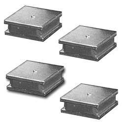 Leviton Magnets (4 per pack)