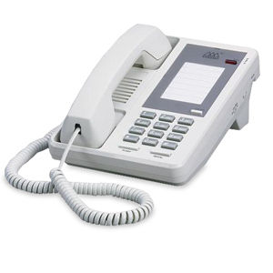 Vertical-Vodavi Standard Single Line Phone