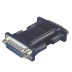 Allen Tel Standard Gender Changers (9-Pin)