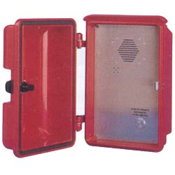 Allen Tel Single Number Dialer Outdoor Speakerphone